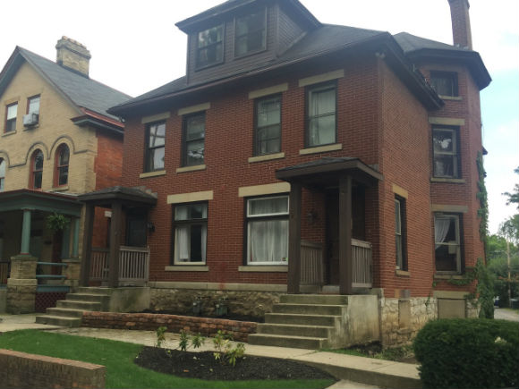 245 Collins Ave  Columbus  OH  43215  Type  duplex  Victorian Village Rental  Home. Nicastro Properties   OSU Area House Rentals and Property Management